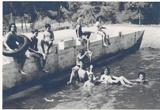 הבריכה הראשונה בקיבוץ מרחביה