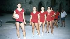 נבחרת כדורעף נשים