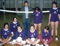 נבחרת כדורעף נשים – קיבוץ מרחביה